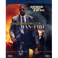 Man On Fire - Denzel Washington/Mickey Rourke Blu Ray