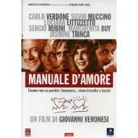 Manuale D' Amore - Carlo Verdone/Muccino 2x Dvd