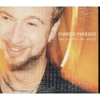 Marco Masini - Nel Mondo Dei Sogni Digipack 3 Tracks Cd