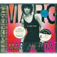 Margherita - Lo Voglio Ribelle Cd