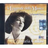 Maria Callas - La Leggenda Della Musica Cd