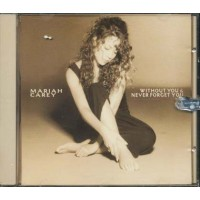 Mariah Carey - Without You/Never Forget You Cd