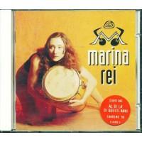 Marina Rei - Omonimo Edizione Sanremo 95 Al Di La Di Questi Anni Cd