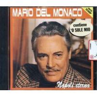 Mario Del Monaco - Napoli Eterna Cd