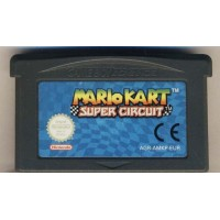 Mario Kart Super Circuit In Game Boy Advance