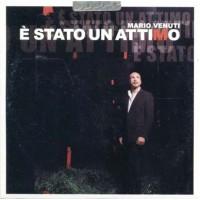 Mario Venuti - E' Stato Un Attimo (Denovo) Promo Cardsleeve Cd