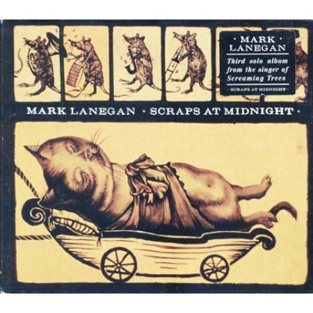 Mark Lanegan - Scraps At Midnight Digipack Mint Cd