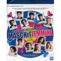Maschi Contro Femmine - Brizzi/Cortellesi/De Luigi/Vaporidis Blu Ray
