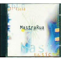Mastra Rua - Cesare Basile/Kaballa/Brando/Venuti Cd