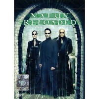 Matrix Reloaded - Keanu Reeves 2x Dvd
