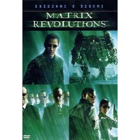 Matrix Revolutions - Keanu Reeves/Monica Bellucci 2x Dvd