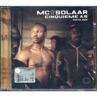 Mc Solaar - Cinquieme As Cd