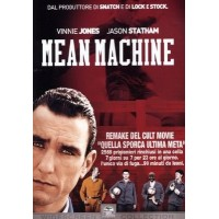 Mean Machine - Jason Statham Dvd