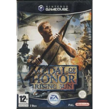 Medal Of Honor Rising Sun Gamecube