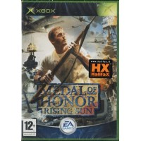 Medal Of Honor Rising Sun X-Box