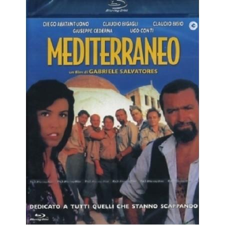 Mediterraneo - Salvatores/Abatantuono/Claudio Bisio Blu Ray