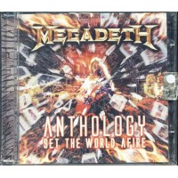 Megadeth - Anthology Set The World Afire 2x Cd
