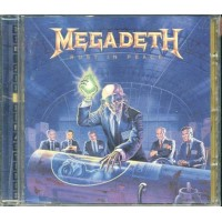 Megadeth - Rust In Peace Cd
