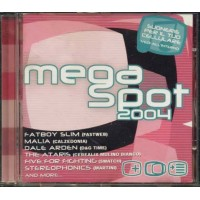 Mega Spot 2004 - Celine Dion/Keith Carradine/Mina/Donovan/Fatboy Slim cd