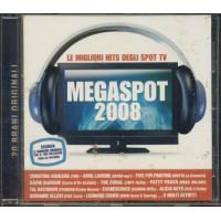 Mega Spot 2008 - Aguilera/Lavigne/Coral/Patty Pravo/Allevi Cd