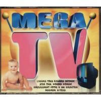 Mega Tv - Alfred Hitchcock Presenta/Star Trek/Galactica/Addams 4X Cd