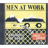 Men At Work - Business As Usual Cd