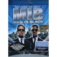 Men In Black - Will Smith/Tommy Lee Jones Blu Ray
