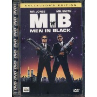 Men In Black Collector'S - Will Smith/Tommy L Jones Dvd Super Jewel Box