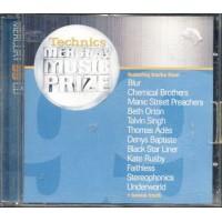 Mercury Prize - Blur/Manic Street Preachers Cd