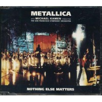 Metallica - Nothing Else Matters/For Whom The Bell Tolls (Orchestra) Cd