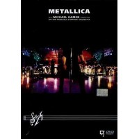 Metallica - S & M With Michael Kamen/San Francisco Symphony Orchestra 2x Dvd