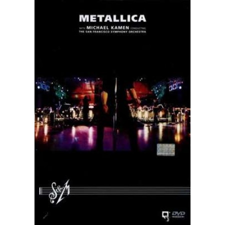 Metallica - S & M With Michael Kamen/San Francisco Symphony Orchestra 2x Dvd