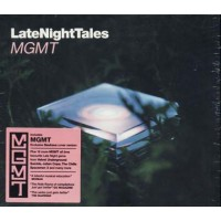 Mgmt - Late Night Tales (Suicide/Velvet Underground/Julian Cope/Spacemen 3) Cd
