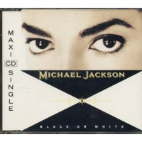Michael Jackson - Black Or White 3 Tracks Cd