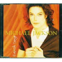 Michael Jackson - Earth Song 5 Tracks Megaremix Cd