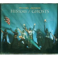 Michael Jackson - History/Ghosts 7 Tracks Cd