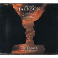 Michael Jackson - Scream/Childhood Cd
