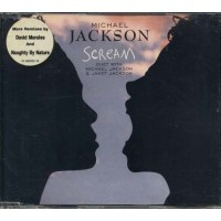 Michael Jackson - Scream More Remixes Cd