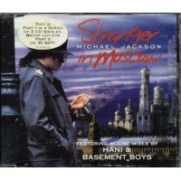 Michael Jackson - Stranger In Moscow Part I Cd