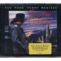 Michael Jackson - Stranger In Moscow Todd Terry Remixes Cd