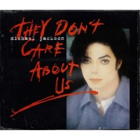 Michael Jackson - They Don'T Care About Us Remixes 6 Tracks Cd
