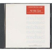Michael Mcdonald - All We Got Cd