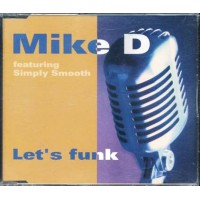 Mike D - Let'S Funk Cd