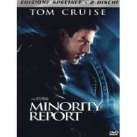Minority Report - Steven Spielberg/Tom Cruise 2x Dvd