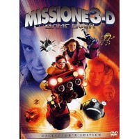 Missione 3-D Game Over - Collector'S Edt + 4 Occhiali 3D 2x Dvd