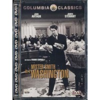 Mister Smith Va A Washington - Frank Capra Super Jewel Box Dvd