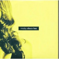 Moby - Disco Lies Cardsleeve 1 Track Promo Cd