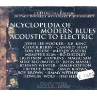 Modern Blues - Hooker/Bb King/Berry/Hendrix 2x Cd