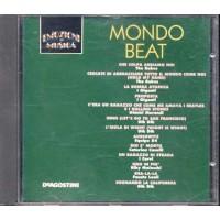 Mondo Beat - The Rokes/I Giganti/Dik Dik/I Corvi/Riky Maiocchi Cd