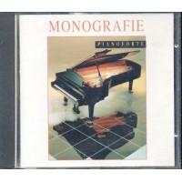 Monografie - Pianoforte (Glass/Wakeman/Elp/Stalteri) Cd